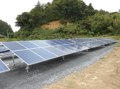 栃木県I様 50kwバックシステム×4基 発電開始2015年3月